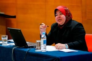 YBhg. Datuk Hajah Zabidah Ismail