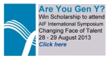 AIF International Symposium 2013