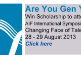 AIF International Symposium2013
