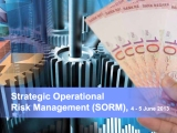 Strategic Operational Risk Management (SORM), 4 – 5 June 2013