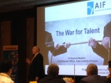 """CEO speaks to Maybank Group of Directors about """"The War onTalent"""""""