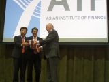 "AIF's Distinguished Speaker Series ""Renewable Energy Development through Project Finance"""